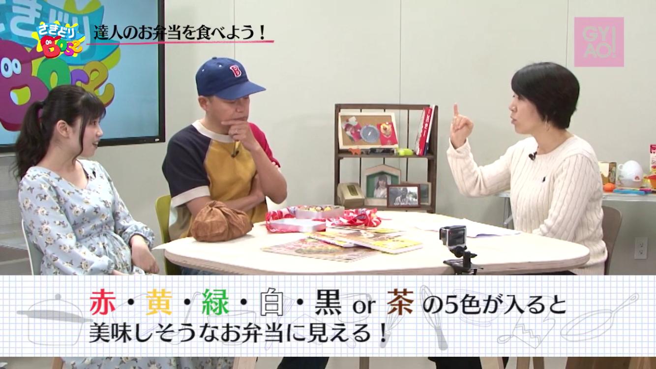 【動画】GYAO!「さきどりBose」配信中